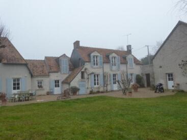 Extension maison particulière en Beauce
