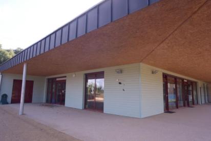 Salles des fêtes de Ciron et centre de loisirs