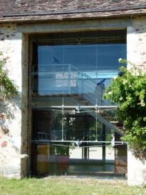 Maison du Parc de la Brenne extérieurs
