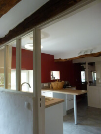 Renovation maison Brenne